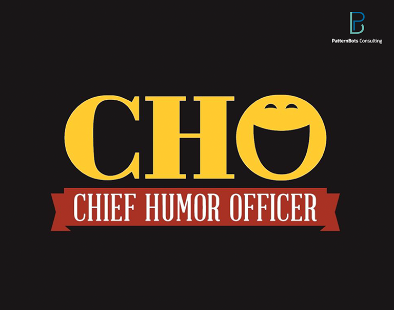 chief humour officer- cio consulting- patternbots